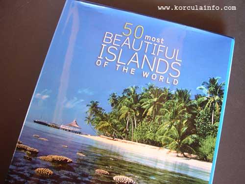 Korcula among 50 most beautiful islands of the world