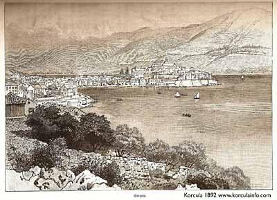 dalmatien-1892-curzola