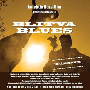Film Poster: Blitva Blues