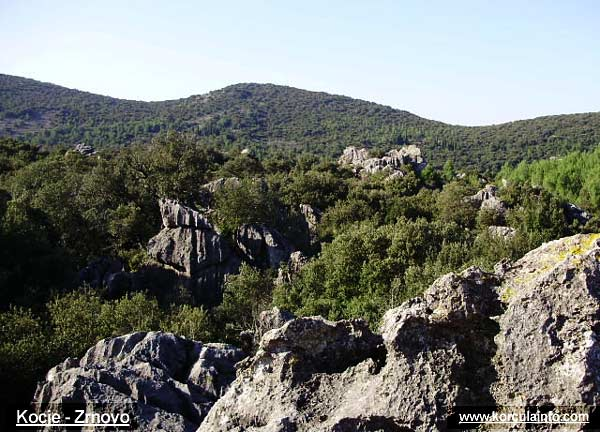 About Kocje area - Protected Landscape