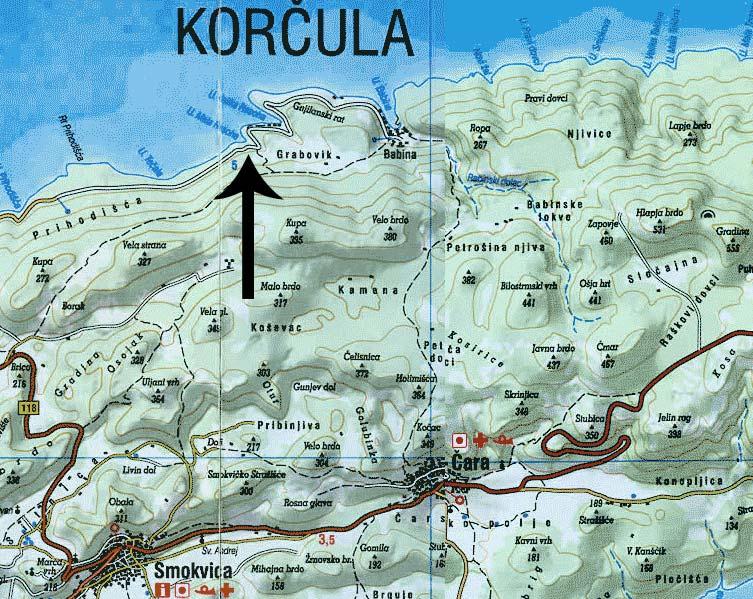 Map of Mala Rasoha