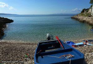 Pebble beach @ Mala Rasoha