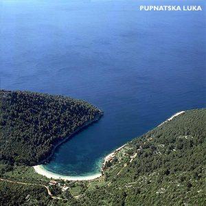 Views over Pupnatska Luka