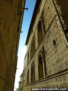 Arneri Palace - South Facade