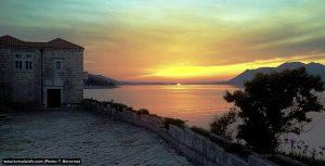 Sunset in Sveti Nikola (14.08.2014)