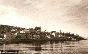 Views over Sveti Nikola (in 1946)
