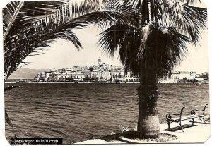Views from Sveti Nikola (1960s)