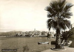Sveti Nikola in late 1960s