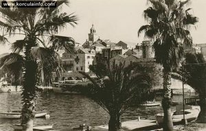 Views from Sveti Nikola (mid 1960s)