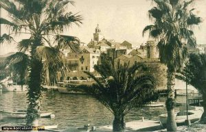 Views from Sveti Nikola (mid 1960s) (2)