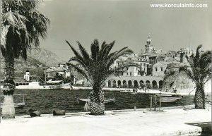 Views from Sveti Nikola (in 1966)