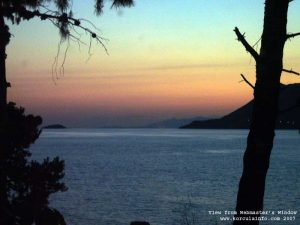 Views from Sveti Nikola (from Webmaster's window)