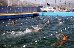 Swimming session @ KPK