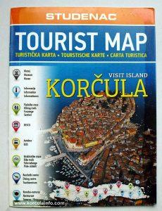 Korcula Tourist Map & Rovinj photo