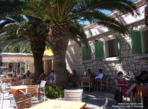 People in Racisce Mediteran Cafe