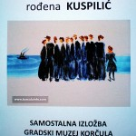 Inka Svertasek Kuspilic Inka Svertasek Kuspilic - painter from Korcula
