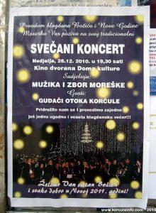 Moreska Concert
