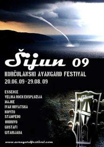 K.A.F. (Korčulanski Avangardni Festival) ŠIJUN! 2009