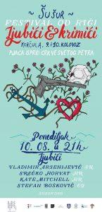 Šušur!, festival od riči Poster 10.08.2015