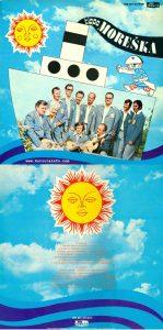 Klapa Moreska Record Sleeves Record sleeves from 1976 of Klapa Moreska from Korcula.