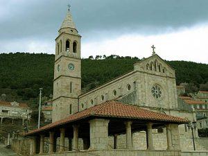 Smokvica's parish Church of The Purification of the Blessed Virgin Mary (crkva Očišćenja Marijina - Crkva Gospe Kandalore)