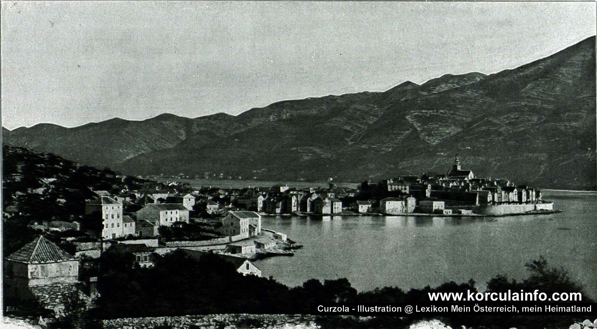 Borak Curzola 1915s
