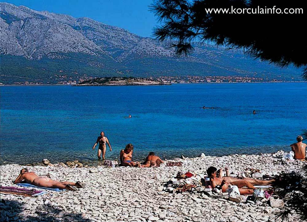 Croatia Naturally - Korcula naturist guide