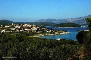 Views over Bilin Zal from Raznjic