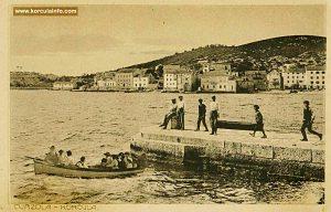 Borak in early 1900s