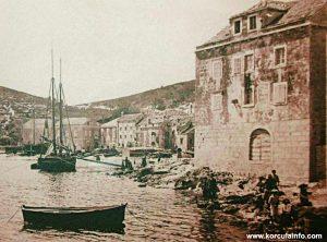 Borak at the beginning of 20st century