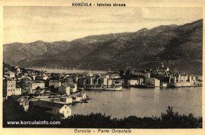 Borak in 1915s