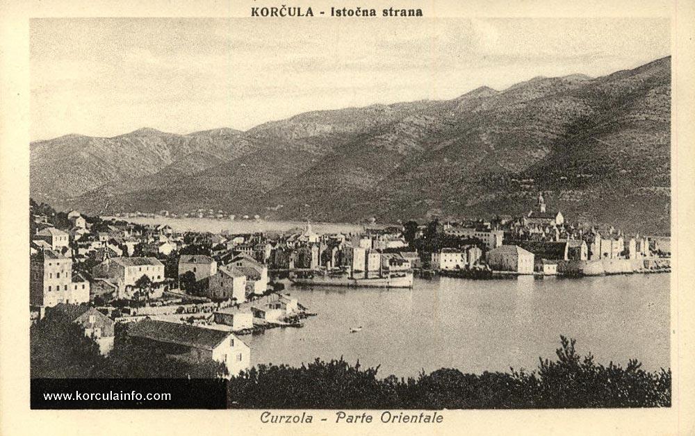 Borak, 1920s