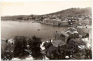 Borak, 1954