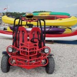 Buggy Tour and Snorkel Adventure on Korcula island