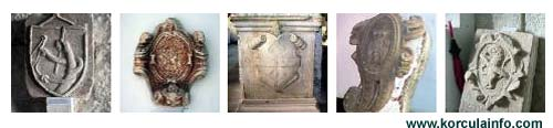 Renaissance Architectural Carvings and Coats of Arms Exhibits