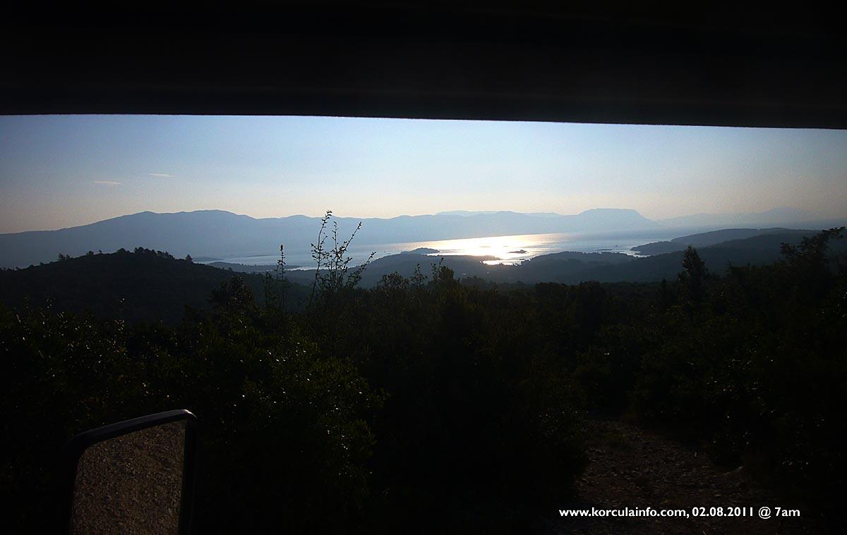 Views from Dracevica, Zrnovo