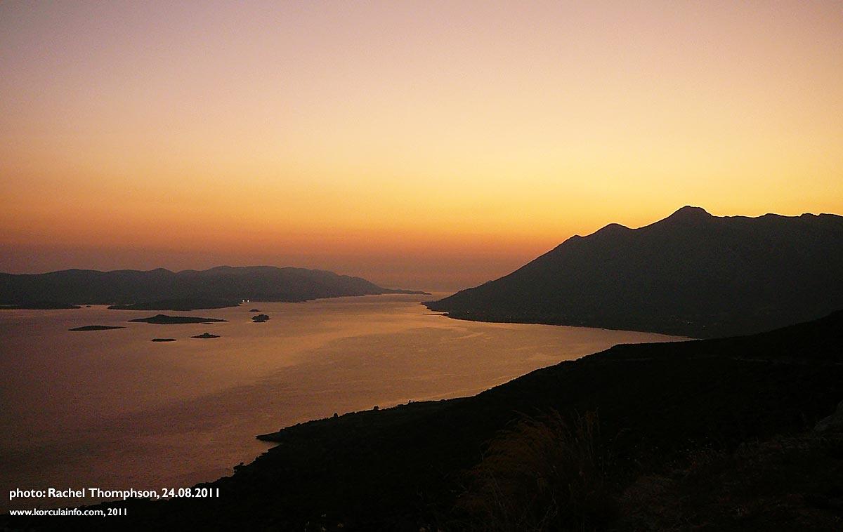 korcula-archipelago-sunset2011