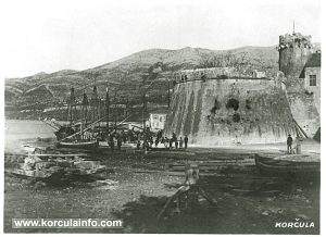 Plokata - Korcula (1900s)
