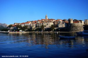 NY Eve in Korcula Town