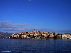 Spring colours @ Korcula Town