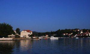 Port of Lumbarda