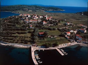 Panorama of Vela Glavica