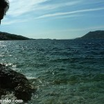 Mandrac in the summer afternoon, Korcula