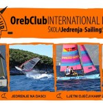 Sailing and Windsurfing School in Korcula