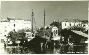 Plokata (1950s) - viewed from the sea
