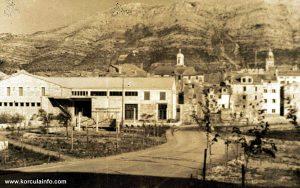 Punta Jurana and Dom Kulture 1950s
