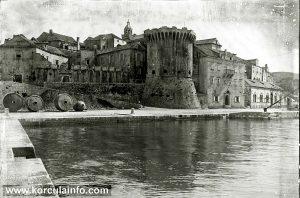 Riva in Korcula (1900s)
