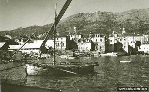 Shipyard in Borak 1950s