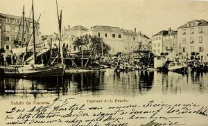 Shipyard Depolo (1900s)