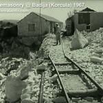 Video: Stonemasonry on Badija in 1967
